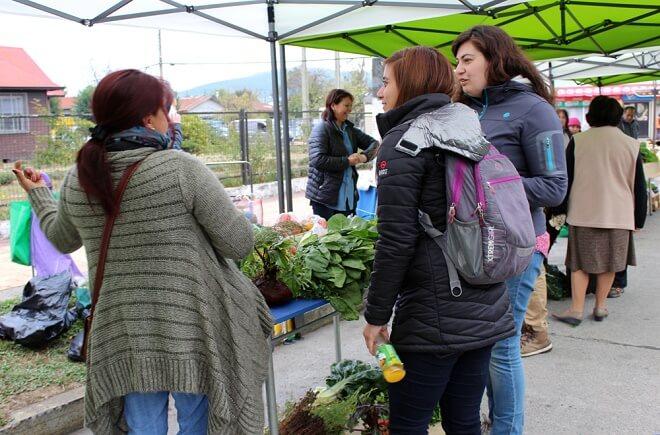 """Primera Feria comunal """"Mercados de la Tierra"""" en Paillaco"""