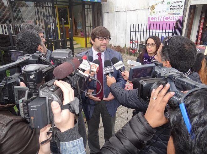Seremi de Bienes Nacionales Los Ríos fiscalizó dependencias de Cema Chile en Valdivia