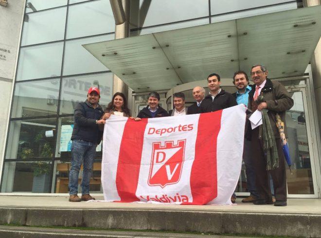 Alcaldes de Los Ríos interpusieron recurso de protección contra la ANFP