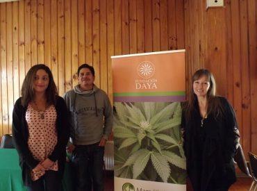 """Ana María Gazmuri, directora de la Fundación Daya: """"Chile es percibido como un líder en cannabis medicinal"""""""