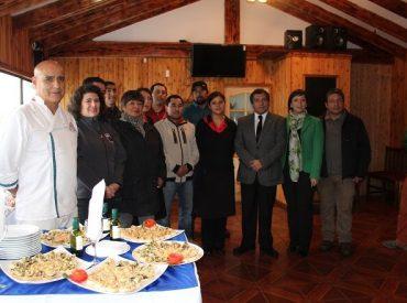 Empresarios del barrio comercial Los Molinos inician campaña para consumir productos marinos libres de marea roja