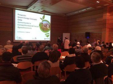 CAMCHAL y COLUN se unen para incentivar la eficiencia energética en el sector lechero