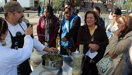 Carrera de Hotelería y Turismo de Santo Tomás celebróDía del Patrimonio