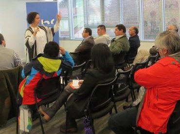 CChC Valdivia promueve la cultura de la seguridad entre sus socios
