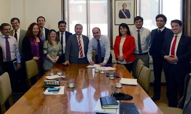 Constituyen Secretaría Ejecutiva de Plan Ciudad de Puentes para Valdivia