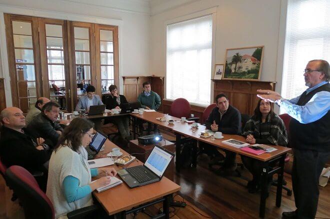 CORE Los Ríos llamó al Ministerio de Agricultura a implementar política nacional del control del visón
