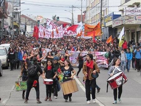 Estudiantes de la UACh llaman a marchar por la educación este miércoles en Valdivia