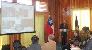 Gobernador Gallardo da a conocer trabajos del Programa de Zonas Rezagadas en la Provincia del Ranco (1)