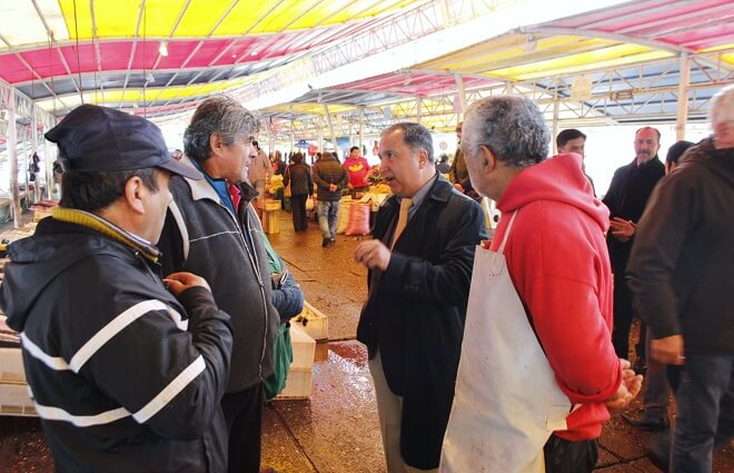 Gobierno reitera que pescados están libres de marea roja y se pueden consumir