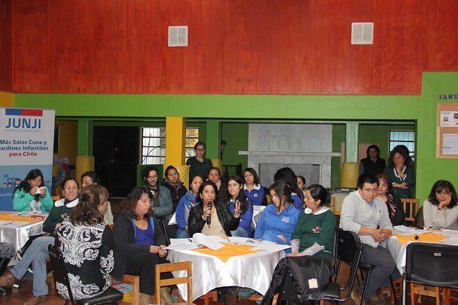 JUNJI convocó a Diálogo Ciudadano en Valdivia