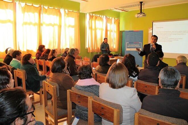 Invitan a organizaciones sociales a participar en Escuela de Formación Ciudadana en Río Bueno