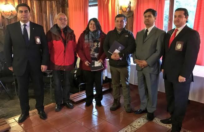 PDI Los Ríos realiza encuentro con la prensa destacando labor periodística