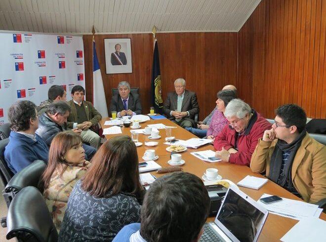 Programa de Gestión Territorial para Zonas Rezagadas invertirá el 2016 más de $ 2 mil millones en la Provincia del Ranco