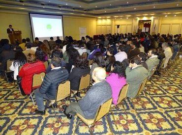 Pymes de Los Ríos se reunieron para potenciar la gestión de sus empresas y negocios