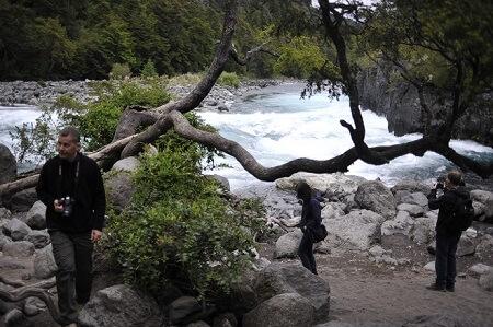 Ruta escénica que une tres regiones se perfila como nuevo destino turístico del pais
