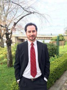 Secretario CPL Los Ríos, Enrique Sánchez Slater