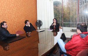 Reunión municipio y Seremi Desarrollo Social (1)