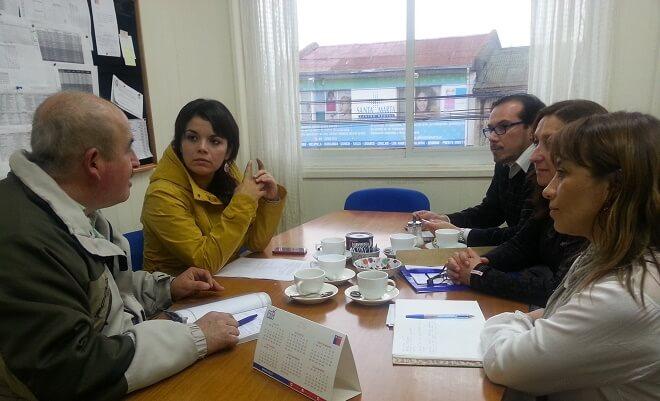 Seremi de Transportes y Servicio de Salud realizarán operativo a Conductores de taxi buses de Valdivia