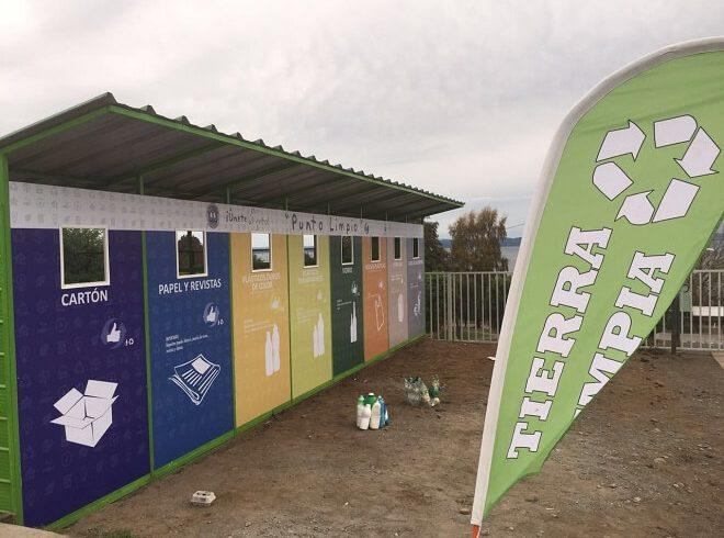 Tierra Limpia inaugura primer Punto Limpio en Lago Ranco y firma convenio con municipio de La Unión para fomentar reciclaje en la comuna