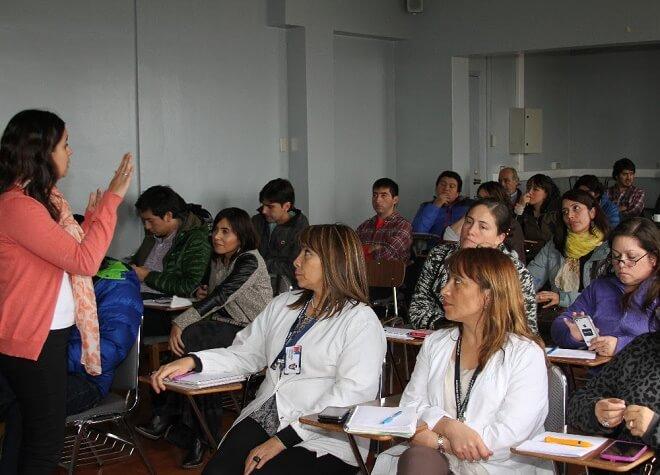 En Valdivia: Servicio de Salud reúne a la Red de Urgencia de la Región de los Ríos
