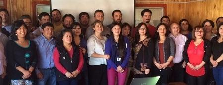 Exitosa XVI Jornada de Higiene y Seguridad Laboral para Hospitales Públicos de Los Ríos