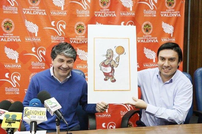 Buscan nombre para la mascota oficial del Premundial de Básquetbol de Valdivia