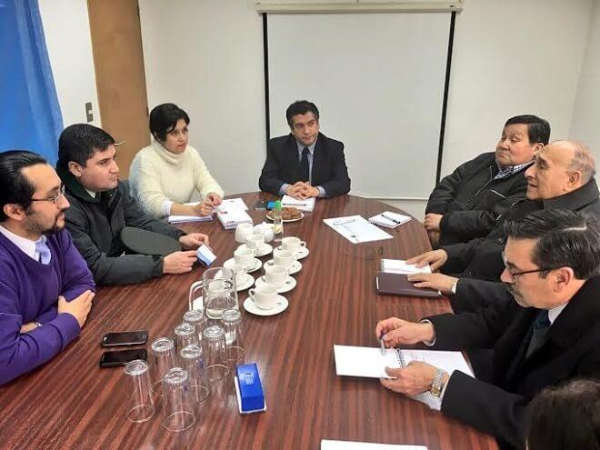 Consejo Regional de Pastores de Iglesias Evangélicas Protestantes de Los Ríos coordinó labor conjunta con Seremi de Gobierno