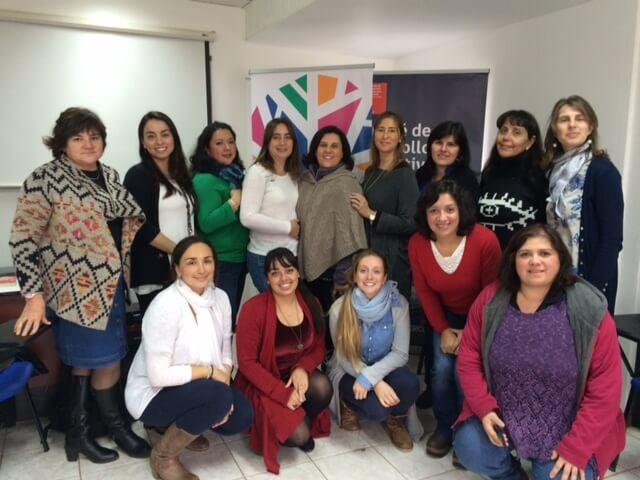 30 empresarias finalizaron sus capacitaciones en Red Pyme Mujer