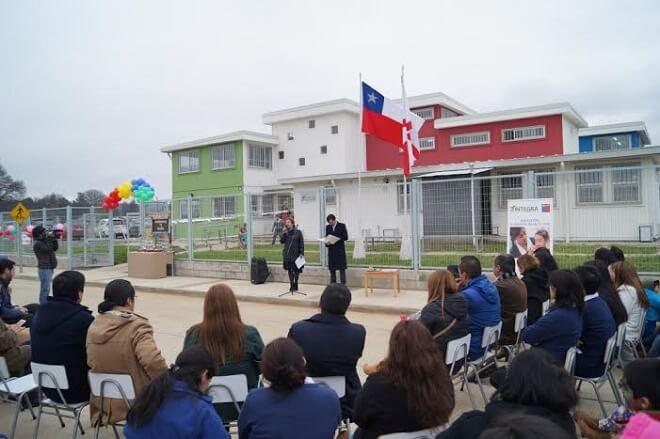 96 familias de Guacamayo se benefician con nuevo jardín infantil