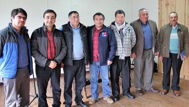 Gobierno acompañó cambio de mando de la Federación Regional de Uniones Comunales de Juntas de Vecinos de Los Ríos