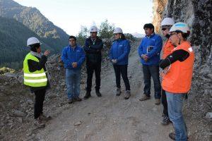 El proyecto en el camino de Cerrillos mejorará su estándar de seguridad. (1)