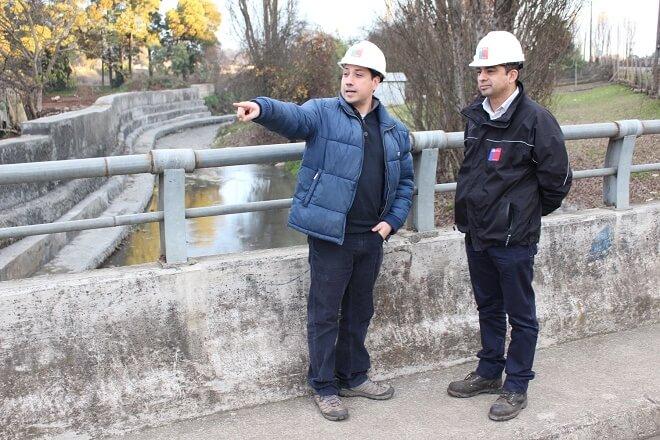 El estero Radimadi de La Unión fue intervenido para evitar posibles inundaciones. (1)