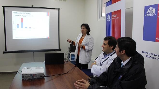 Seremi y Servicio de Salud Valdivia lanzan campaña por un invierno sin complicaciones salud