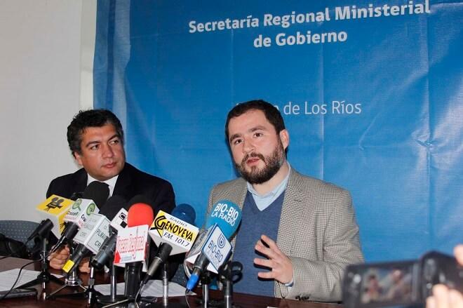 Sernageomín realiza estudios de energía geotérmica y riesgo volcánico en la región de Los Ríos