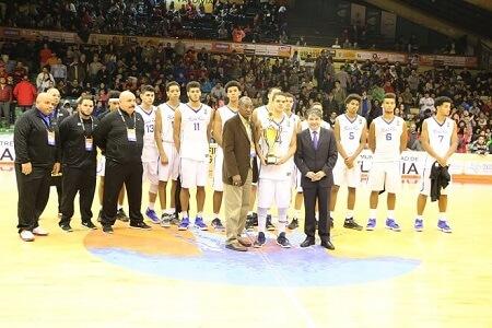 Brasil se queda con el bronce en Campeonato FIBA Américas Masculino