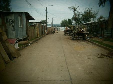 TECHO-Chile en Los Ríos organizó Encuentro Local junto a los dirigentes del campamento La Estrella de Valdivia