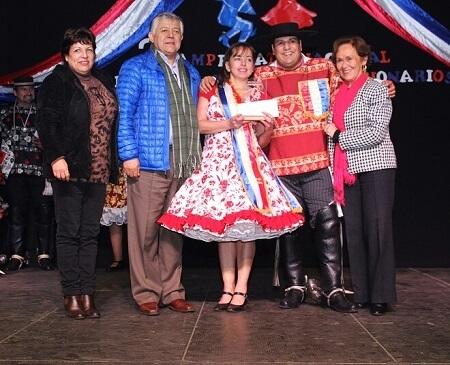 Río Bueno logró primer lugar en 2° Campeonato Nacional de Cueca de Funcionarios de Chile realizado en La Unión