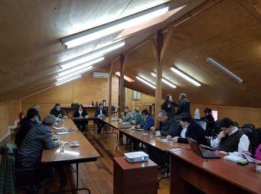 CORE de Magallanes llega hasta la Región de Los Ríos para conocer impactos y medidas de mitigación frente a la Marea Roja