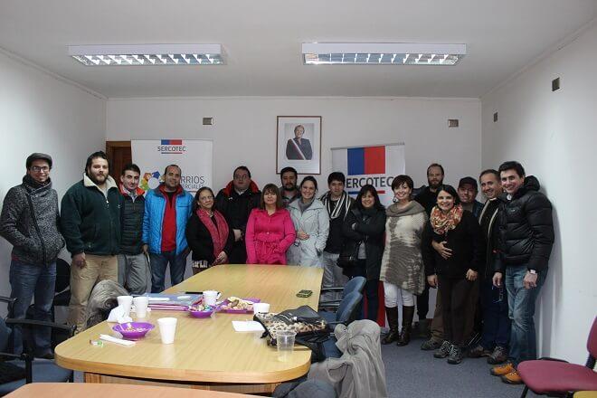 Empresarios valdivianos crean la Asociación de Comercio Barrio Esmeralda