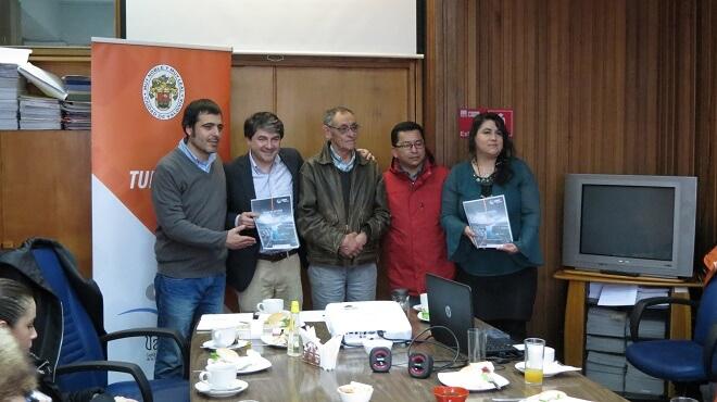 Municipio hace entrega de Plan de Acción para ZOIT a Corporación de Desarrollo Turístico de Valdivia