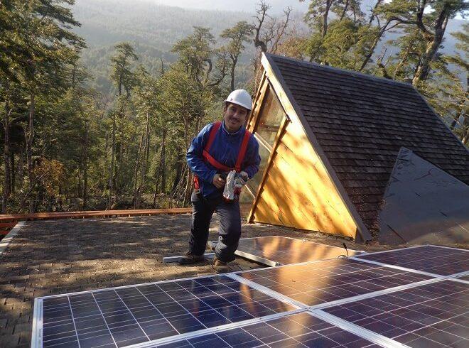 Nahuen Solar: la energía del sol para nuestra región