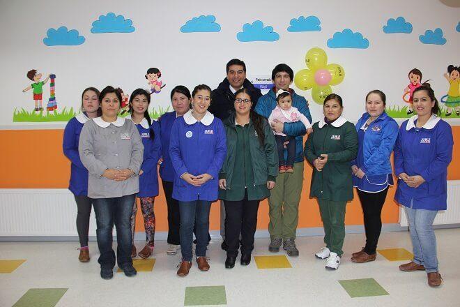 Nuevo Jardín Infantil de la JUNJI comenzó a funcionar en Máfil