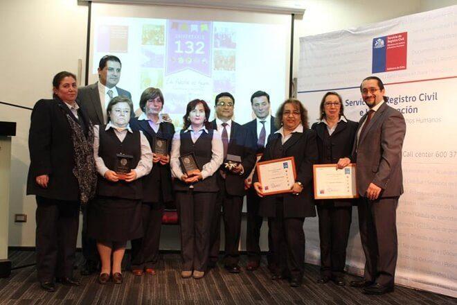 Registro Civil en Los Ríos celebró 132 años