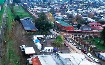 Moderno paradero de buses rurales revitalizará el sector estación de Paillaco