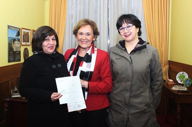 Subvención municipal permitirá que Ballet Folclórico Kultrafun asista a festival internacional