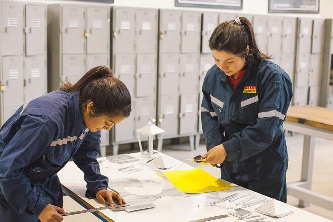 Constituye primera Red deArticulación de la Enseñanza Media Técnico Profesional en la Región del Biobío
