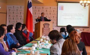 Comunidades Indígenas del Ranco Suscriben Compromisos de Gestión Pública con el Gobierno Regional