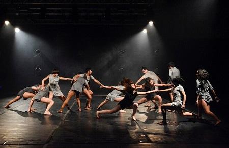 La Danza Contemporánea brilló en Niebla