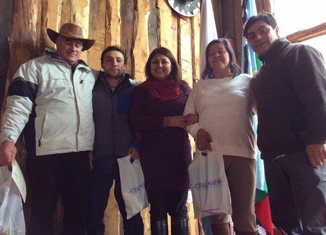 Día del Campesino: Municipio entrega asesoría técnica a más de 700 familias de Paillaco