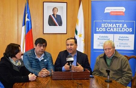 Etapa final del Proceso Constituyente: Más de 600 ciudadanos participaron en Cabildo Regional en Los Ríos
